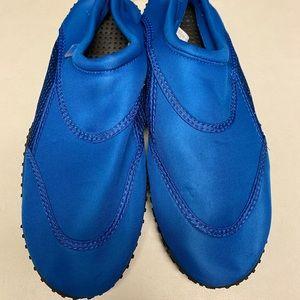 Norty - men's blue aquatic / swim shoes